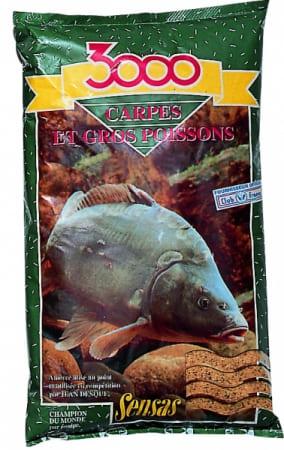 Sensas Krmení 3000 Carpes (kapr) 1kg