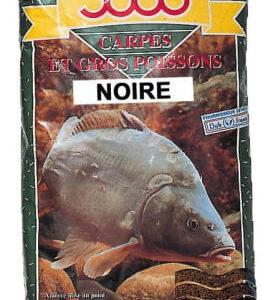 Sensas Krmení 3000 Carpes Noir (kapr černý zima) 1kg