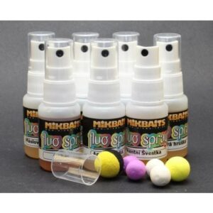 Mikbaits Pop-up spray 30ml