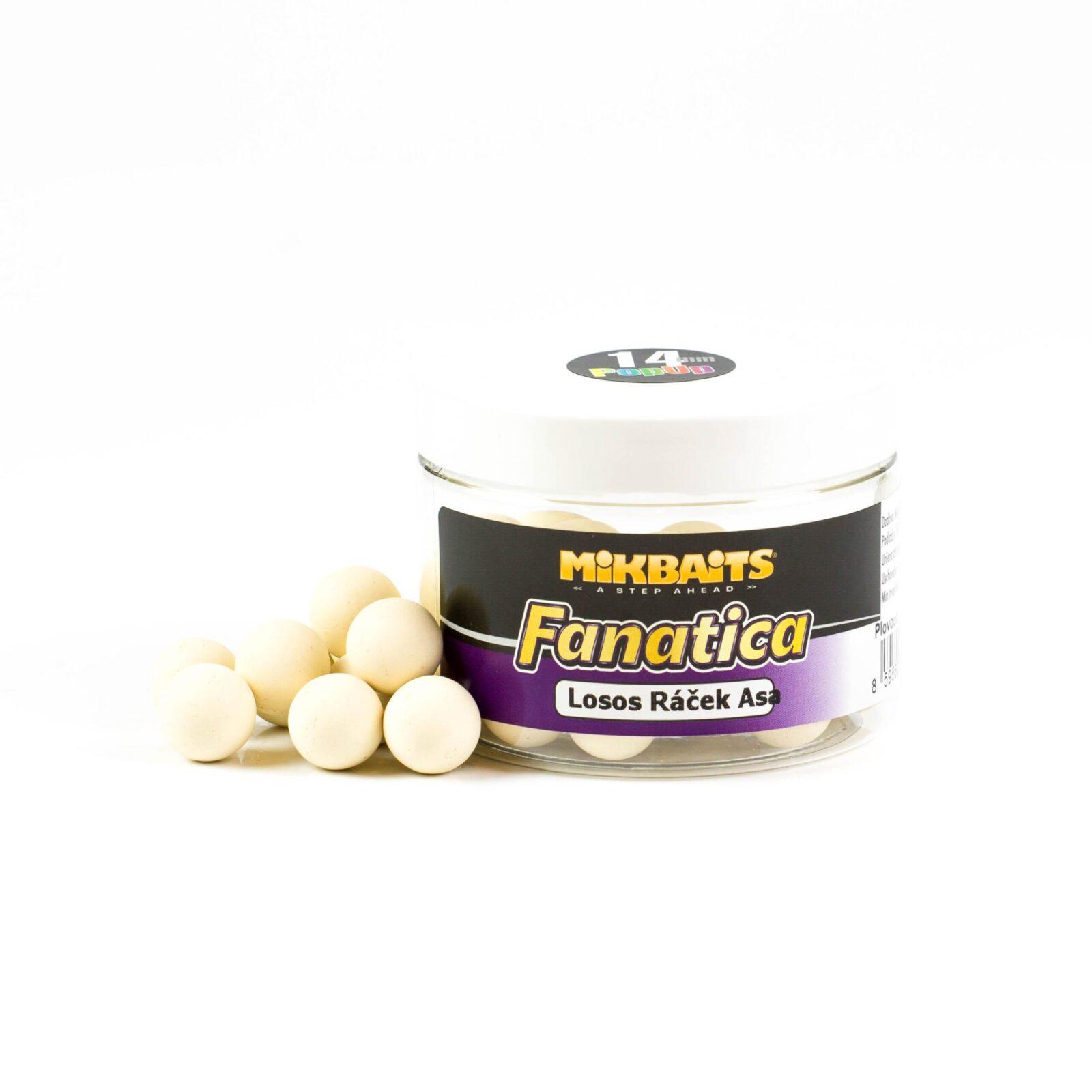 pop-up boilie Fanatica Mikbaits 150ml