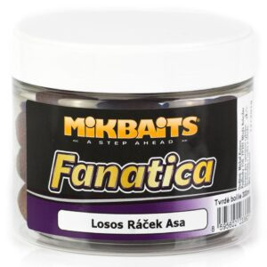 Fanatica extra hard boilie 300ml - Losos Ráček Asa