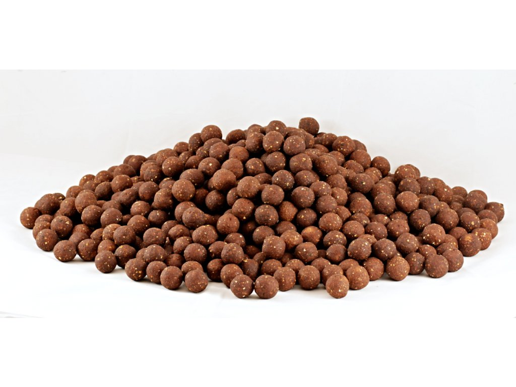 Krmné Boilies No Respect 3kg 20mm