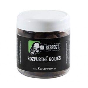 Rozpustné boilie No Respect 120 g