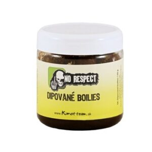 Dipované boilies No Respect Sweet Gold 130g