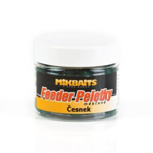 Mikbaits Pelety Měkké Feeder 50 ml