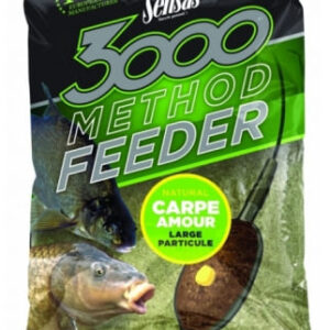 Sensas Krmení 3000 Method Carpe Amour 1kg