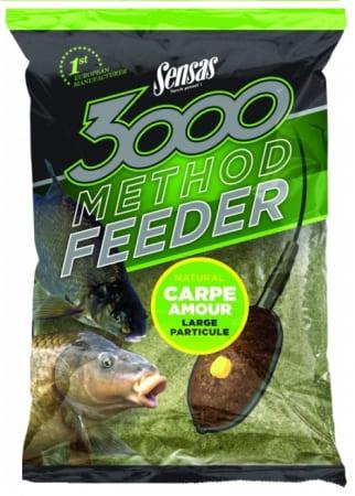 Sensas Krmení 3000 Method Carpe Amour 1kg