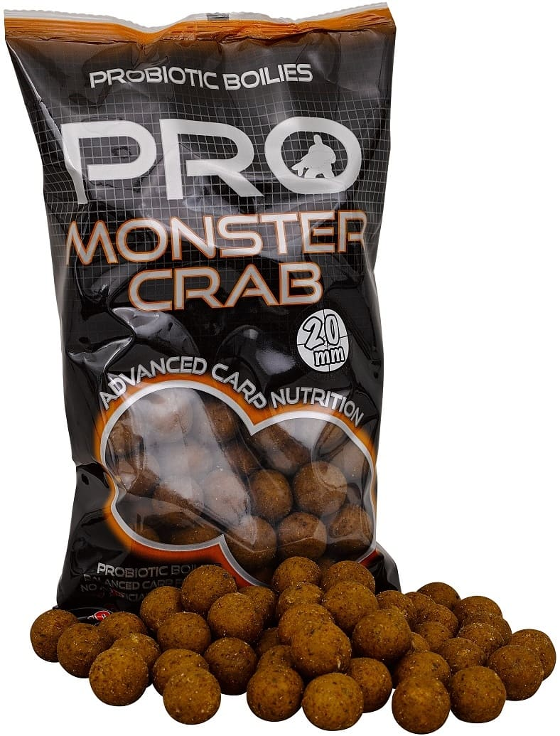 Boilies STARBAITS Probiotic Monster Crab 1kg