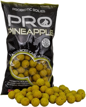 Boilies STARBAITS Probiotic Pineapple 1kg