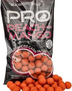 Boilies STARBAITS Probiotic Peach & Mango 1kg
