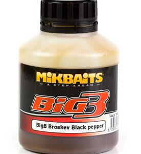 Booster BigB Broskev Black pepper 250ml