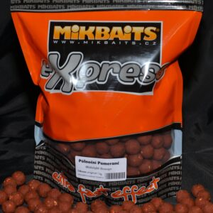 boilie Mikbaits eXpress 1kg 18mm