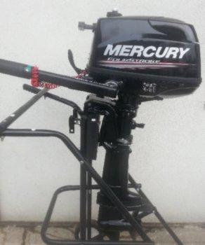 Mercury F5 M lodní motory + olej zdarma