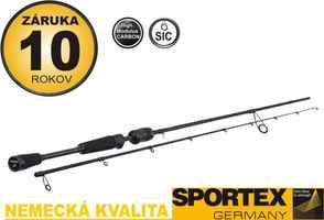 Přívlačový prut Sportex NOVA ULTRA LIGHT 200cm 1-5g