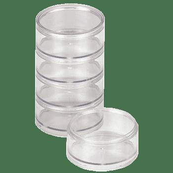 KRABIČKA MEIHO ROUND CASE L (5ks)