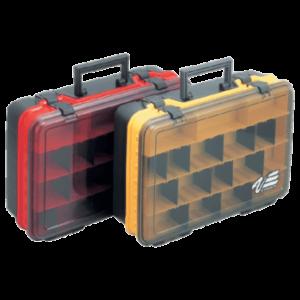 Versus Rybářský Kufřík VS 3070 Žlutý0 Červený