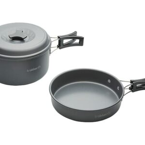 Trakker Products - SADA NÁDOBÍ 2 KS - ARMOLIFE 2 PIECE COOKWARE SET