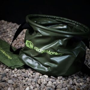 RidgeMonkey skládací vědro Collapsible Water Bucket MK2 - 10L