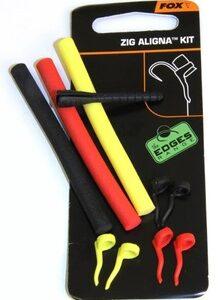 Systém Zig Aligna se nyní stal normální způsobem, jak lovit kapry pomocí Zig Rig montáže, která se stala popupární u mnoha rybářů po celém světě. Díky koncepci Zig Aligna se tento styl stává jednodušší než kdykoliv předtím. Zig Aligna™ Kit – Červená, žlutá a černá • 3x Zig Aligna HD pěna - 1 x červená, 1 x žlutá a 1 x černá • 6x Zig Aligna Sleeves - 2 x červená, 2 x žlutá a 2 x černá • 1 x Nasazovací pomůckaZig Aligna™ Kit – růžová, bílá a hnědá • Slouží k vložení pěny do smyčky na zadní straně Zig Aligna