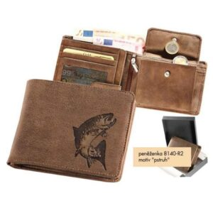 Rybářská peněženka PSTRUH