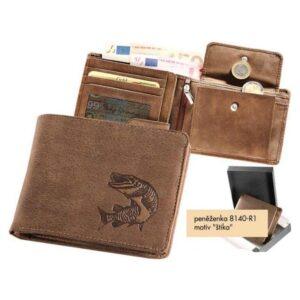 Rybářská peněženka ŠTIKA klasická