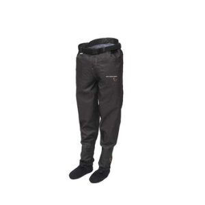 BRODÍCÍ KALHOTY SAVAGE GEAR DENIM WAIST WADERS STOCKING FOOT
