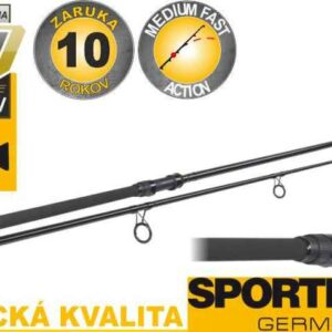 Sportex Advancer Carp 2-díl 3,66m - 3Lbs