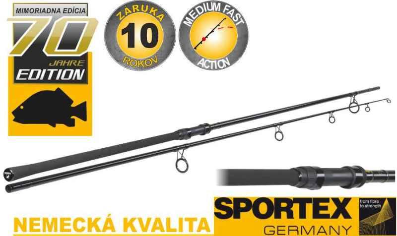 Sportex Advancer Carp 2-díl 3,66m - 3Lbs