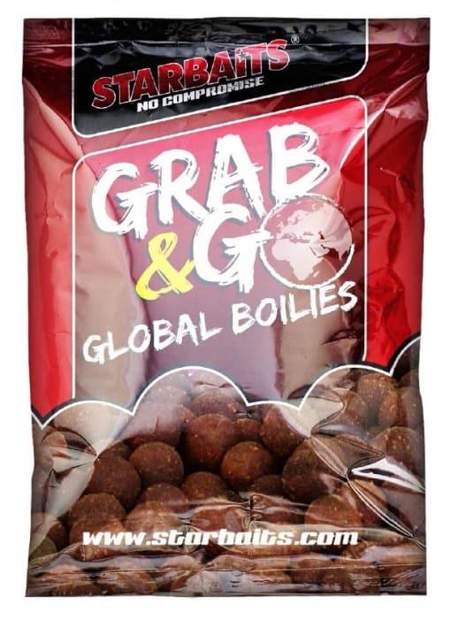 BOILIES STARBAITS GRAB&GO GLOBAL 20MM 1KG