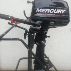 Mercury F5 M lodní motory + olej zdarma, dlouhá noha