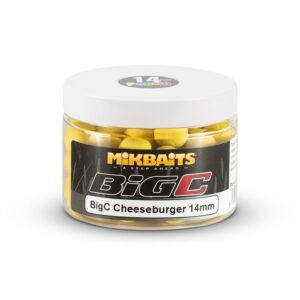Mikbaits Plovoucí boilie BiG 150 ml