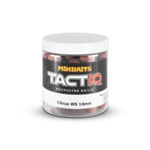 TactiQ rozpustné boilie 250ml - Citrus WS