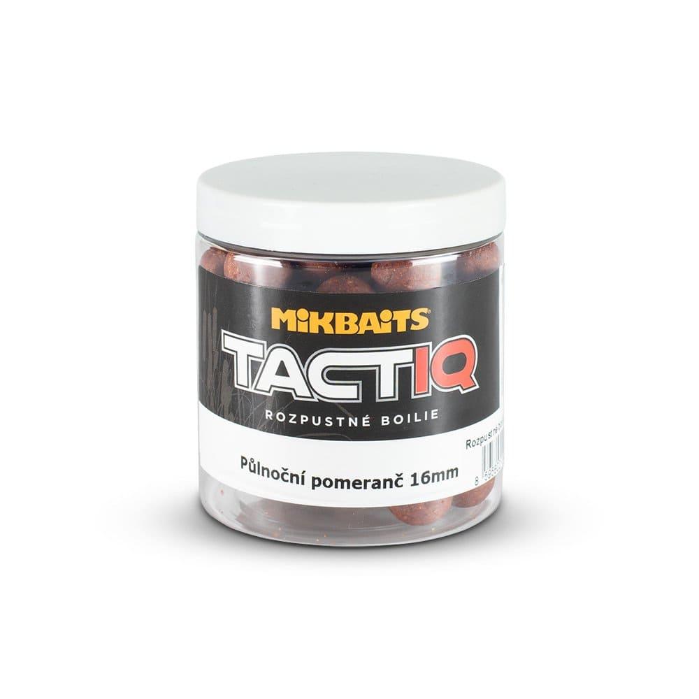 TactiQ rozpustné boilie 250ml - Půlnoční pomeranč