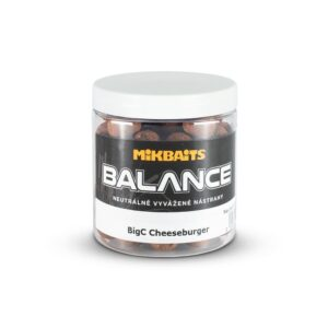 BiG balance 250ml - BigC Cheeseburger