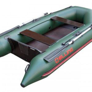 Nafukovací čluny Elling - Patriot 290 s pevnou skládací podlahou, zelený