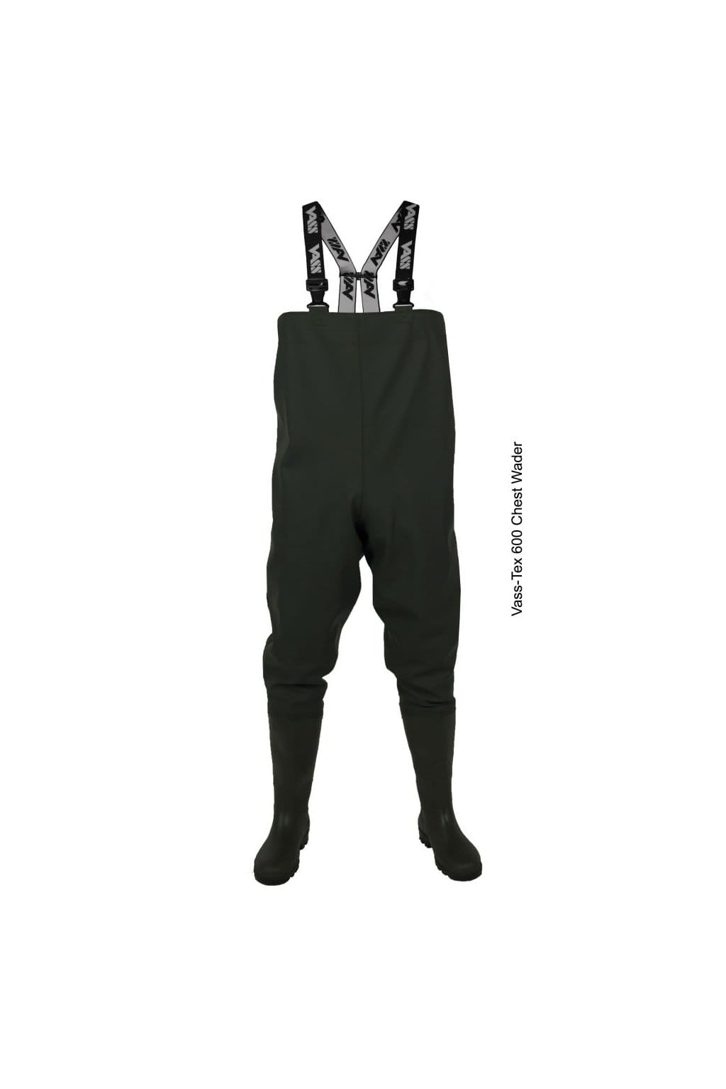 Prsačky (brodící kalhoty) Vass-Tex 600 series