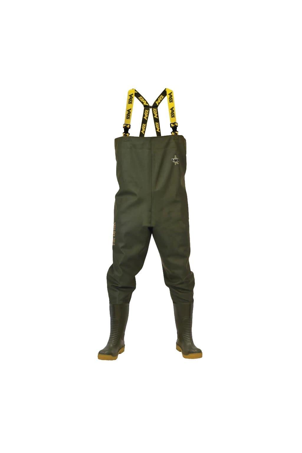 Prsačky (brodící kalhoty) Vass-Tex 700 Nova E Edition