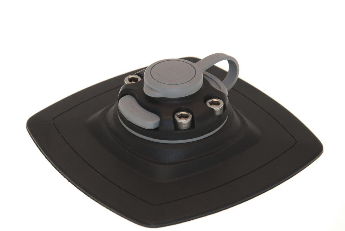 Fasten držáky - Rychloupínací držák 140x140mm pro nalepení na člun