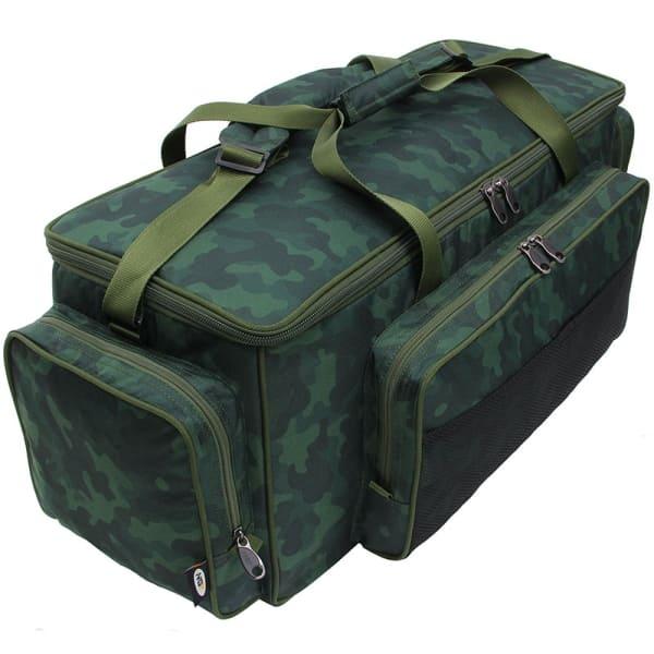 NGT Taška Large Camo Insulated Carryall