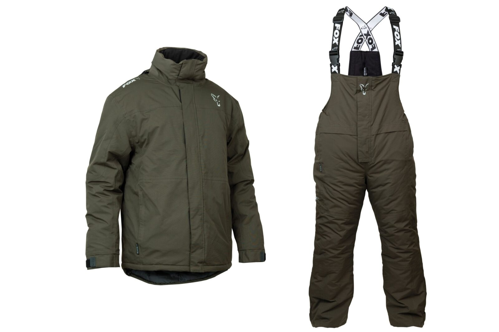 FOX Zimní komplet Carp Winter suit
