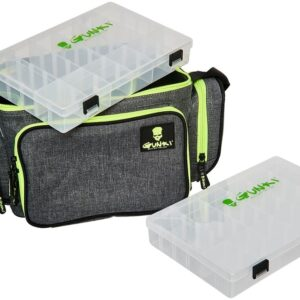 Gunki Box Bag Power Game Walker (taška)