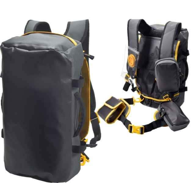 SPORTEX modulární batoh s páskem + 5ks krabiček