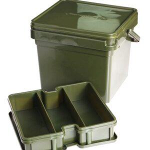 RidgeMonkey: Kbelík Compact Bucket Systém 7,5l