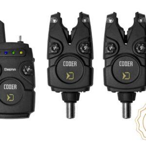 Delphin Sada signalizátorů CODER 4+1