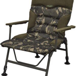 Starbaits Křeslo s područkami CAM Concept Recliner Chair